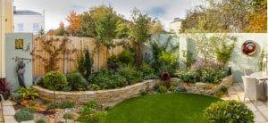 Wexford town garden